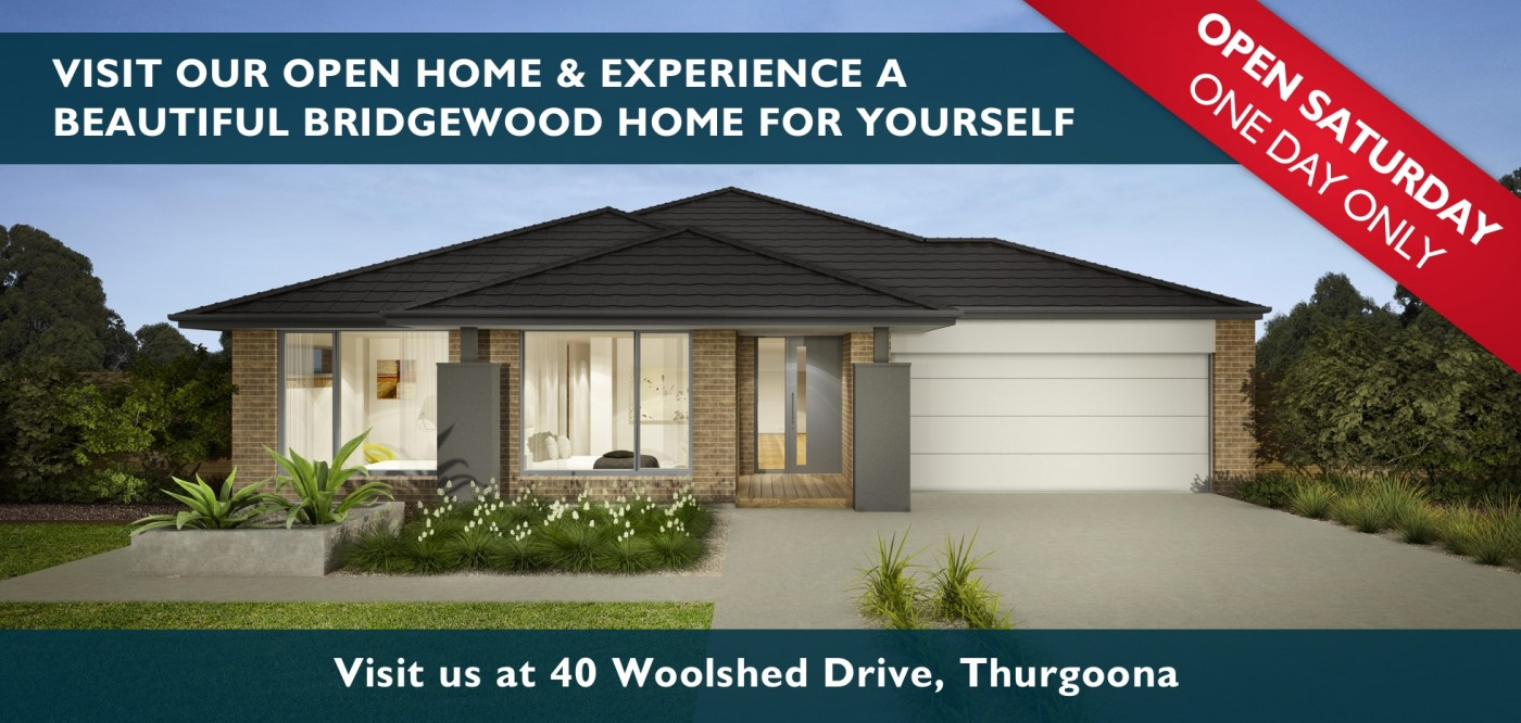 Open Home - One Day Only!