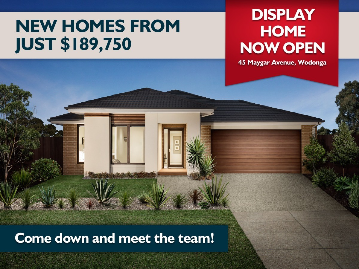 A local team to bring your dream home to life