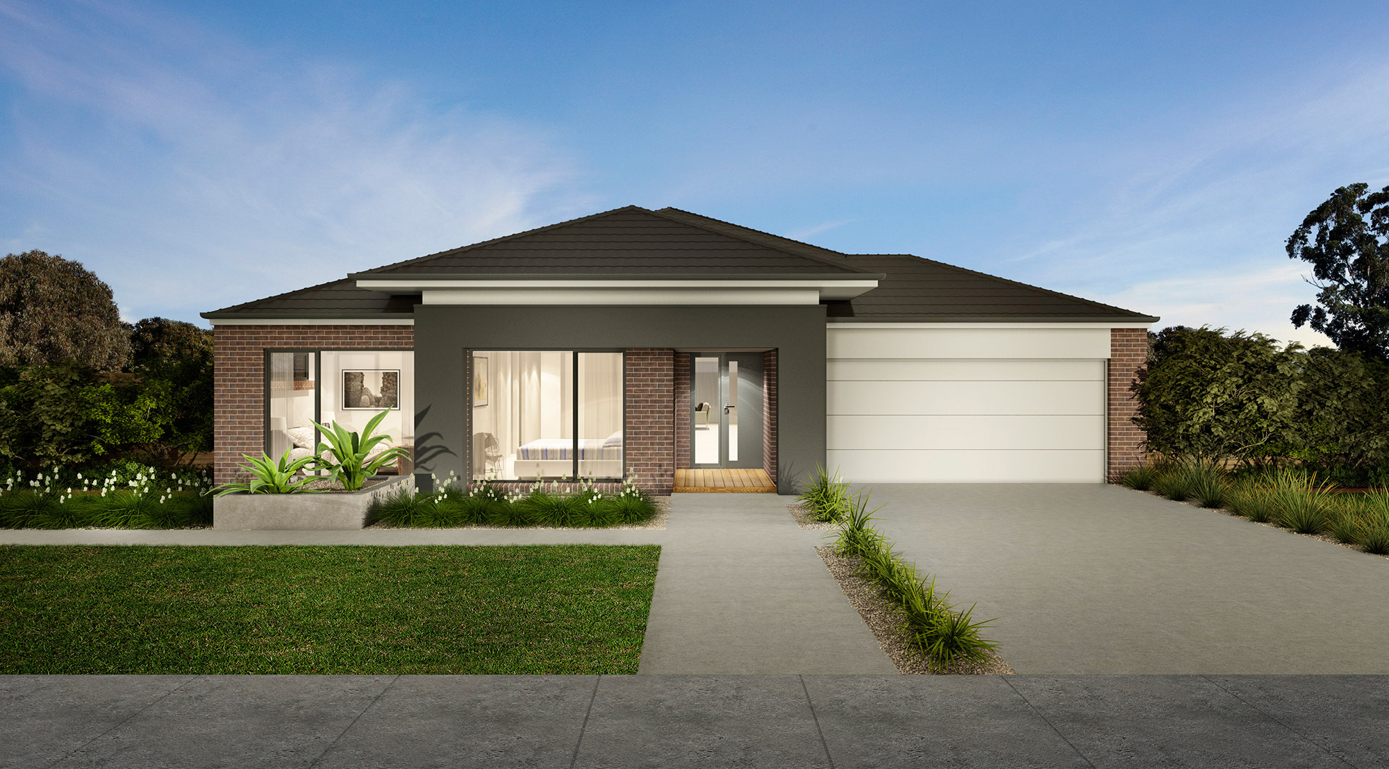 House and land package woolshed estate bridgewood homes for Home design packages